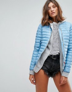Read more about Hunter original midlayer padded jacket - pale blue