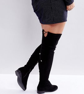 08be6726ad66 Read more about Asos keep up wide fit extra wide leg over the knee boots -