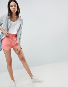 Read more about Asos design drawstring runner shorts - pink