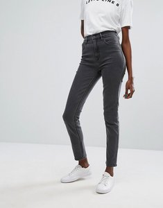 Read more about Levis line 8 high waisted skinny jean - l8 pinch black