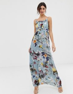 Read more about Little mistress maxi dress in floral print