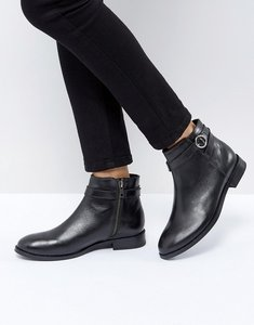 Read more about H by hudson jodhpur leather boot - black leather