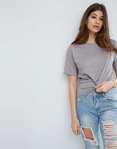 Read more about Asos relaxed t-shirt - light grey