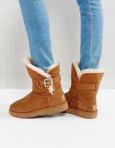 Read more about Ugg jaylyn strap chestnut boots - chestnut