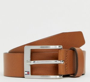 Read more about Tommy hilfiger aly leather belt in tan - tan