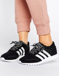Read more about Adidas los angeles performance trainers - cblack