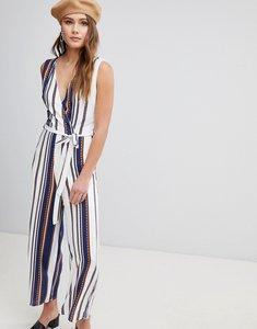 Read more about Parisian stripe cami jumpsuit