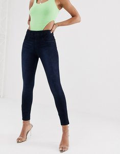 Read more about Spanx ankle grazer jean-ish leggings