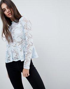 Read more about Vila lace blouse - blue