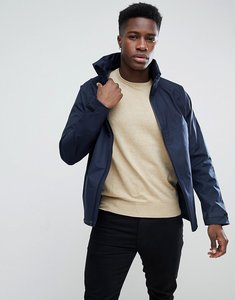 Read more about Polo ralph lauren concealed hood waterproof jacket in navy - navy