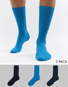 Read more about Boss socks gift set - multi