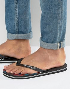 Read more about Billabong method flip flops - black