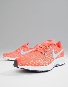 Read more about Nike running pegasus trainers in red - red
