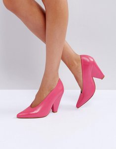 Read more about Asos palette leather heels - pink
