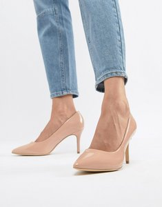Read more about New look patent pointed court - oatmeal