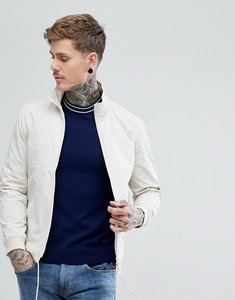 Read more about Fred perry lightweight tonal sports jacket in off white - d83
