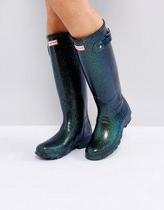 Read more about Hunter original neptune starcloud tall wellington boots - neptune