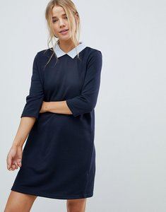Read more about Only sunny collared shift dress - night sky