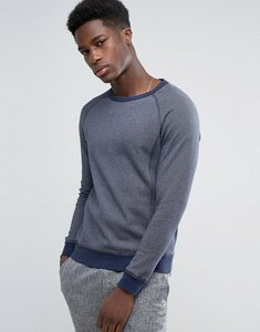 Read more about Minimum garment washed sweat - navy