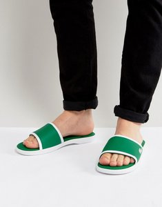 Read more about Lacoste l 30 sliders - white