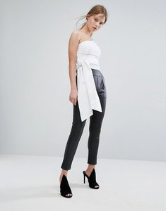 Read more about Asilio on the run pant - black