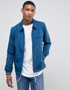 Read more about Threadbare collar lightweight jacket - navy