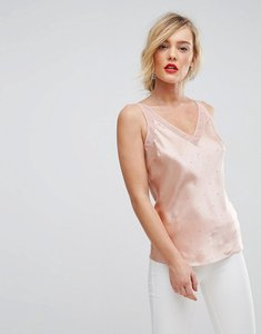 Read more about Ted baker sparkle cami top - rose gold