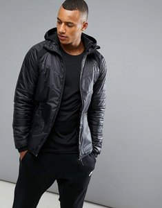 Read more about Jack jones tech padded jacket - black
