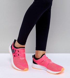 Read more about New balance running fuelcore sonic trainers in pink - pink