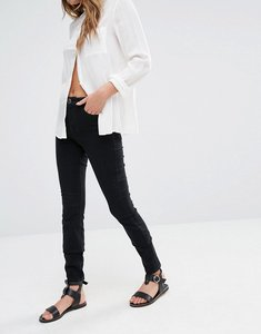 Read more about Jdy high waist skinny jeans - black