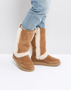 Read more about Ugg sundance chestnut waterproof boots - chestnut