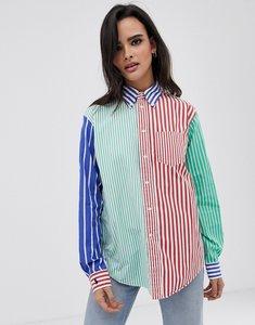 Read more about Polo ralph lauren multi stripe shirt