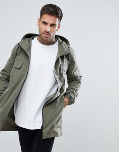 Read more about D-struct summer parka jacket - green