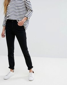Read more about Tommy hilfiger denim high rise superior stretch santana jean - true black rinse