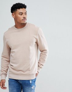 Read more about Blend acid wash pink sweatshirt - cameo rose