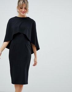 Read more about Asos design midi pencil dress with cape