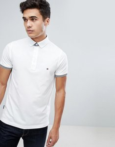 Read more about Tommy hilfiger polo shirt - white