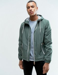 Read more about Esprit lightweight hooded jacket - green