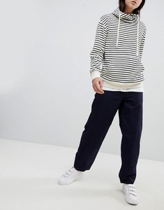 Read more about Mads norgaard relaxed workman trousers - 021 navy