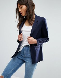 Read more about Asos ultimate ponte blazer - navy