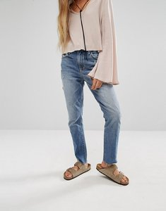 Read more about Lovers friends logan high rise slim jeans - rossmore blue