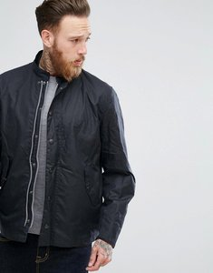 Read more about Barbour heritage ash waxed jacket in navy - navy
