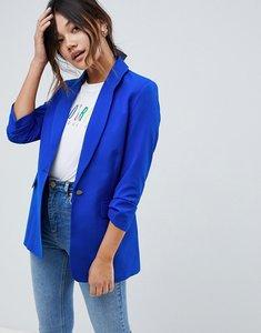 Read more about Amy lynn tailored blazer - cobalt