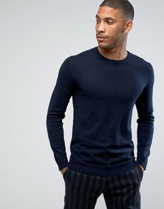 Read more about Esprit cashmere mix jumper - navy 400