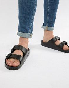 Read more about Birkenstock arizona eva sandals in black