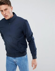 Read more about Brave soul summer harrington lined jacket - navy