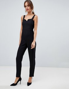 Read more about Y a s tailored jumpsuit - black