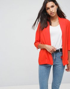 Read more about Asos soft chuck on blazer - red