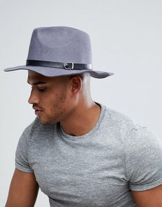 Read more about 7x fedora hat - grey