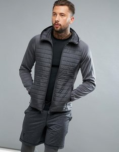 Read more about Jack jones tech multi quilt jacket - asphalt